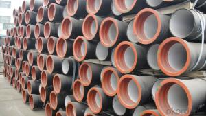 Ductile Iron Pipe For Water Project From China