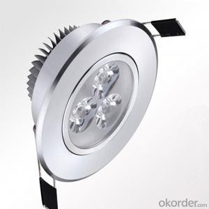 CRI 5W 7W GU10 MR16 4500K COB led spot lighting