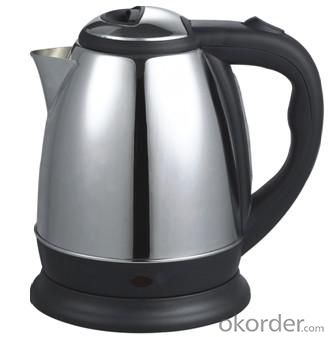 1.2 Litre Stainless Steel Electric Kettle with Auto off and Over heat protection