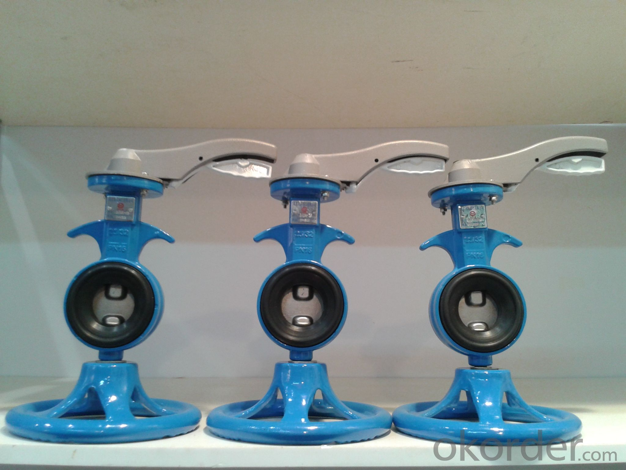 Ductile Iron Butterfly Valve Of Good Quality