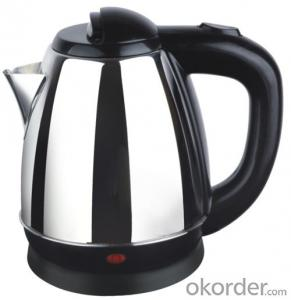 1.5 Litre Over heat protection Stainless Steel Electric Kettle