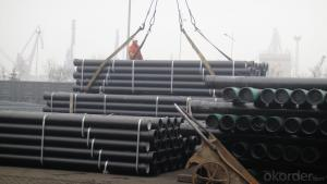 Ductile Iron Pipe For Water Project On Sale From China