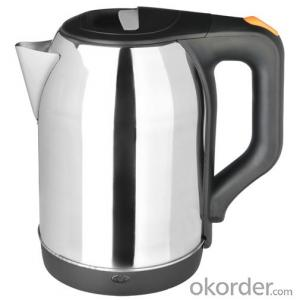 2.0 Litre Stainless Steel Electric Kettle