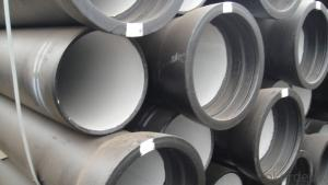 Ductile Iron Pipe For Water Project On Sale with Top Quality