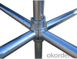 High quality scaffolding cuplock systems