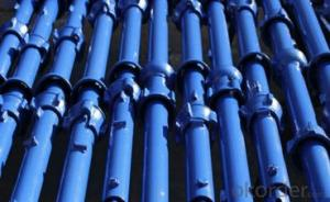 Construction Electric Galvanized or Paint Cuplock Scaffolding for sale