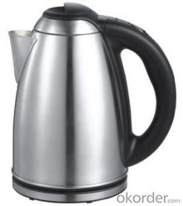 2.0 Litre Stainless Steel Electric Kettle with Auto off and Over heat protection function