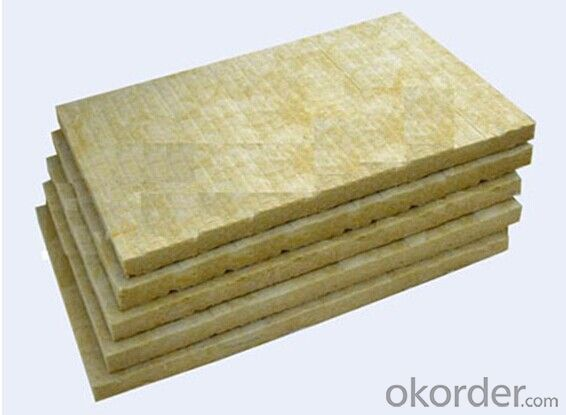 Rock Wool Thermal Insulation Board Product