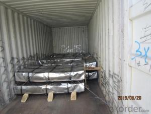 High Quality of Galvanized Steel Sheet of  China