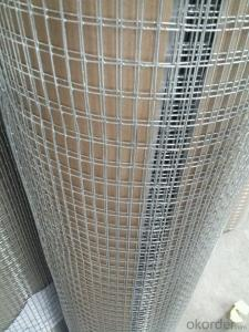 Good Quality  Hot Dipped Galvanized Welded Wire Mesh For Fencing
