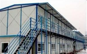 Fiber glass sandwich panel for steel structure building fast install and fast delivery