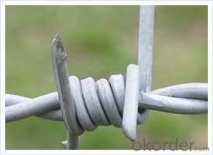 Best Sale Hot Dipped Galvanized Barbed Wires