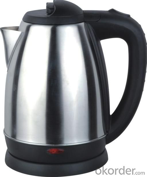 1.8 Litre Stainless Steel Electric Kettle