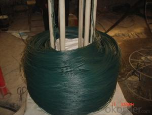 Pvc Coated Wires And Pvc Coated Tie Wires