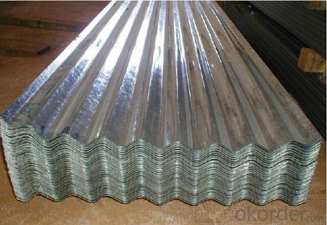 High Quality of Corrugated Galvanized Steel Sheet of  China