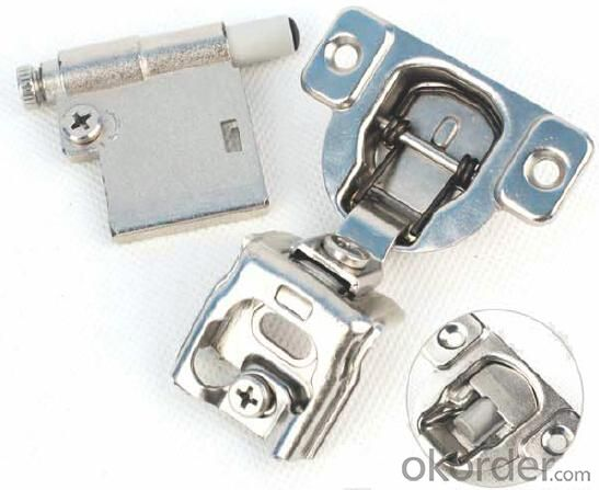 American Type 2D soft Closing Hinge(Clip On) 2D32H