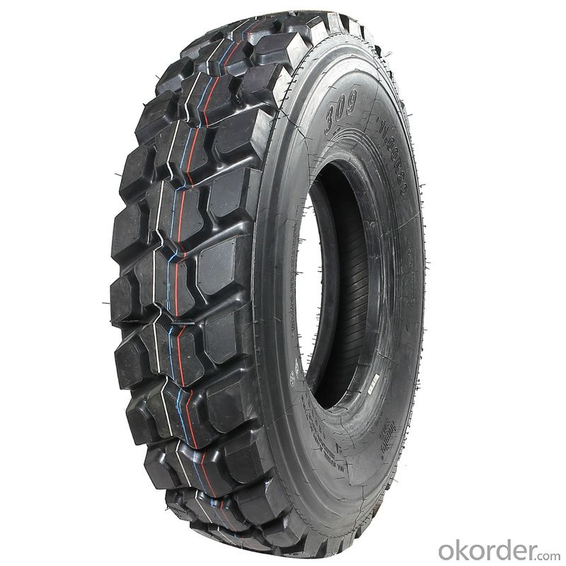 Truck Tire 900R20 All steel radial, first class quality guaranteed