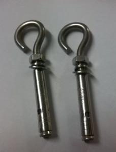 Hot Dip Galvanized Carbon Steel Wedge Anchors made in china