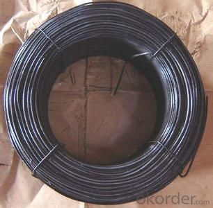 High quality Black Annealed Binding steel Wire