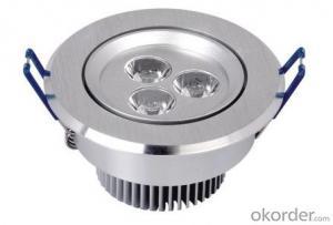 CRI 80Ra 3W 5W 7W MR16 4500K COB led spot lighting