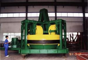 LNP Series Wet Pan Mill with high quality / best price