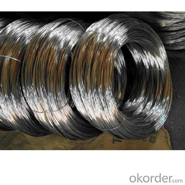 Hot Dip Galvanized Steel Wire For Wire Mesh And Cable  Armouring