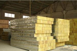 Heating Insulation and Fireproof Rock Wool