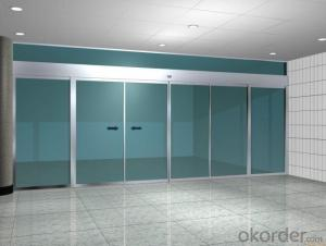 Stainless Steel Sliding Door of Hot Sale