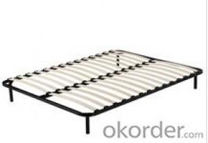 Hot Sale Modern Style Knock Down bed Frame C02