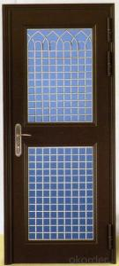 Steel Security Metal Door with Top Quality of Hot Sale