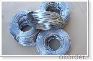 low price Galvanized wire and Galvanized iron wire /electric galvanized wire for binding