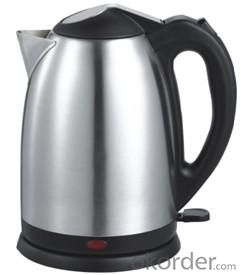 1.5 Litre Home Appliance Stainless Steel Electric Kettle