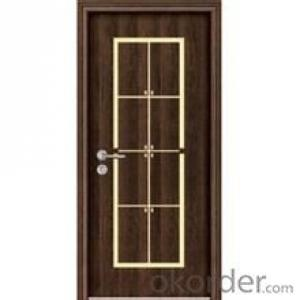 Metal Steel Safety Door for Interior Design Use