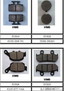 Non-asbestos/Ceramic Bus&Truck Brake Pads Auto parts