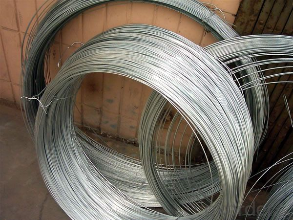 High Quality Hot Dipped Galvanized Iron Wire For Hexagonal Wire Mesh Roll