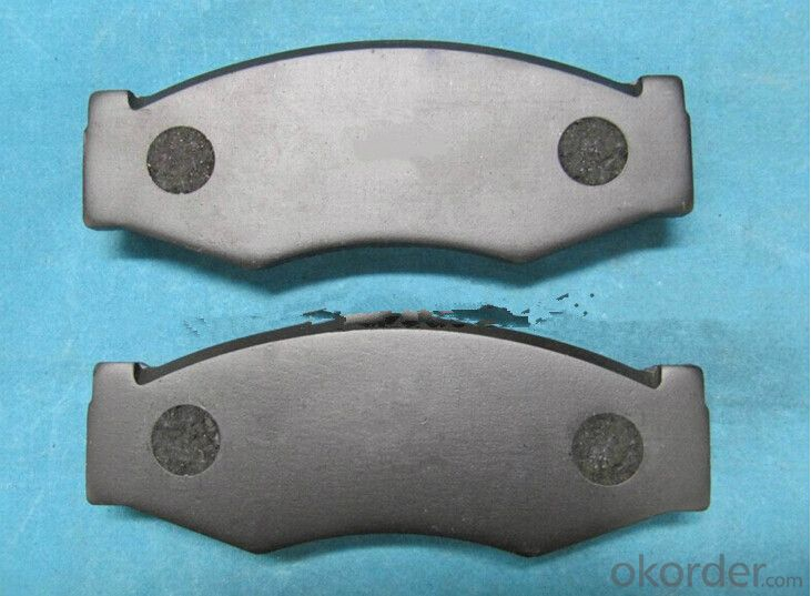 Auto Brake Pads for Nissan Bluebird 41060-13e92 D265-7170