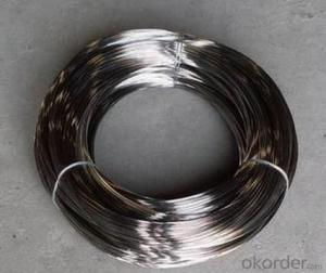 High Quality Bright and Soft Surface Stainless Steel Wire