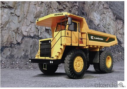 DUMP TRUCK SGR50A ,Excellent After-Sales Service