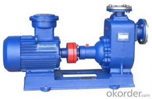 ZX series self-priming pump 40ZX-6.3-20