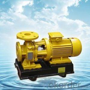 GBW series sulfuric acid chemical pump GW25-GW250