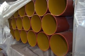 Grey Cast Iron Pipes  EN877 ON SALE the Manufacturer of China