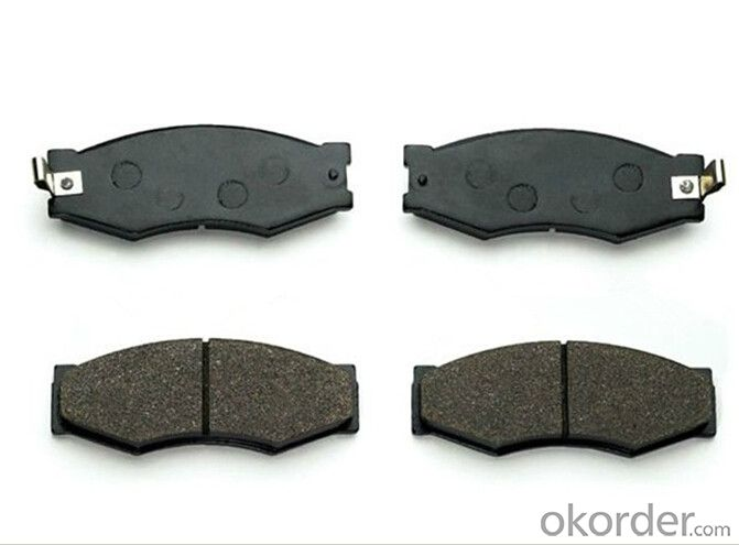Auto Brake Pads for Nissan Bluebird /Pick up 41060-09W25