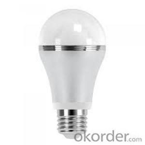led bulb 5w ac85-265v smd5730 ra>70 3 years warranty