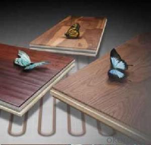 Engineering  Flooring For Flooring Heating