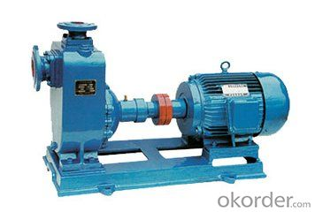 ZX series self-priming pump 40ZXZX15-60