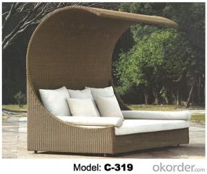 Outdoor Furniture Canopy Bed Patio Sets C-319