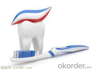 CMC used as thickener for toothpaste industry TVH9