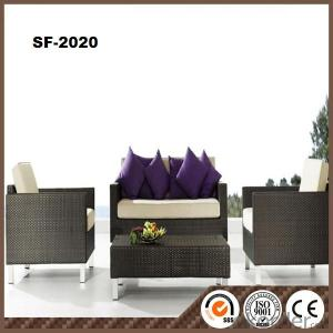 Outdoor Garden Furniture Rattan Sofa Furniture  SF-2020