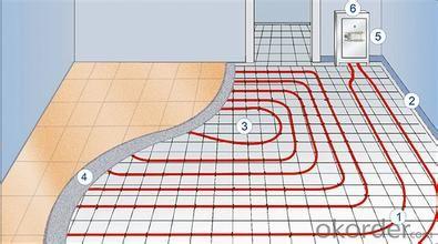 Ceramic Tile  for Flooring Heating System