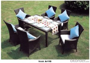 New design Rattan Garden Furniture Outdoor furniture  A-110